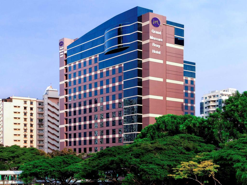 新加坡罗克西雅高美爵酒店 (Grand Mercure Singapore Roxy)