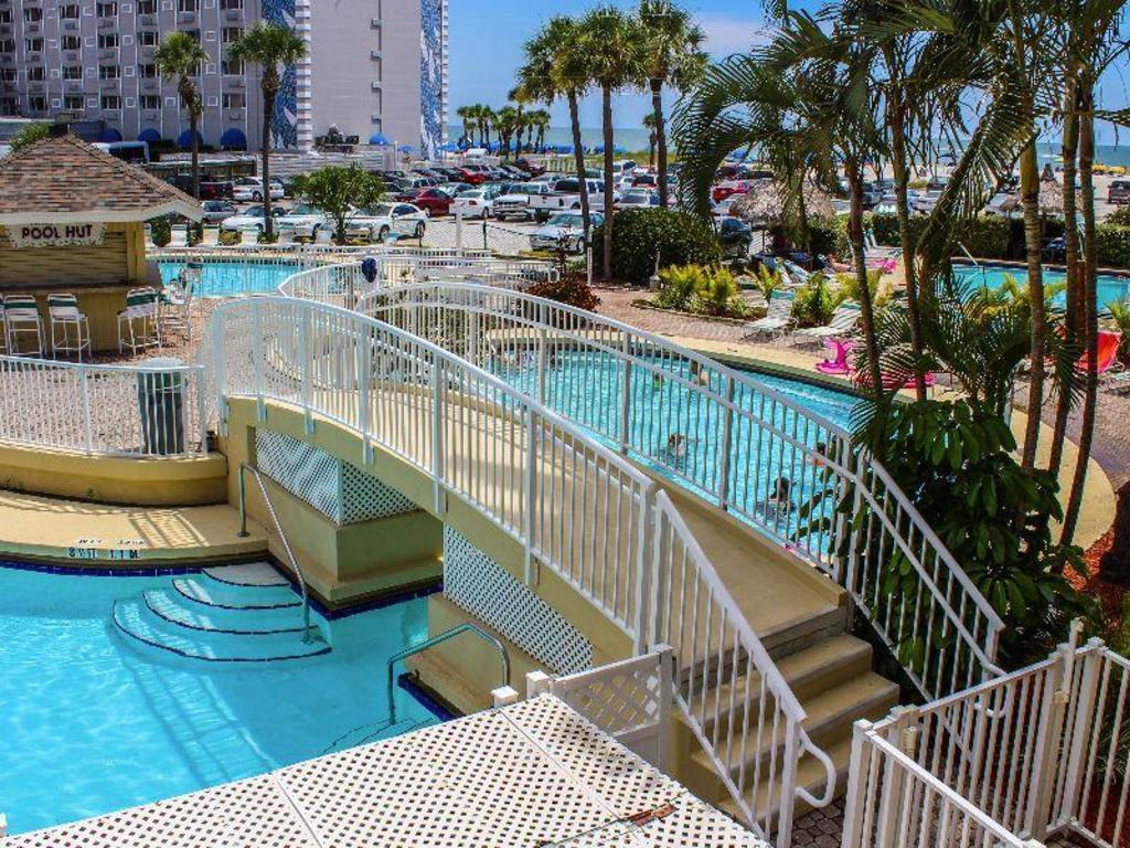 Coral Reef Beach Resort a VRI Resort in St Pete Beach FL