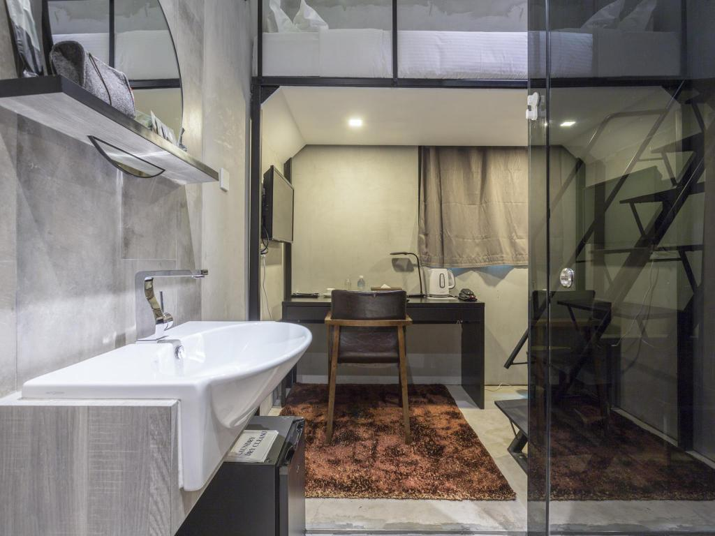 Loft Single - Bathroom Hotel Yan