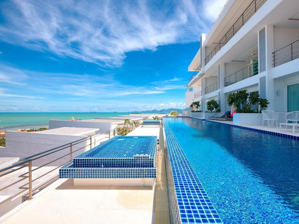 Bassein Serene Penthouse 3 Bedrooms 180 Degree Sea View