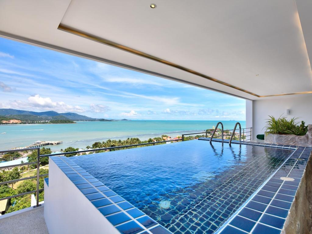 Serene Penthouse 3 Bedrooms 180 Degree Sea View