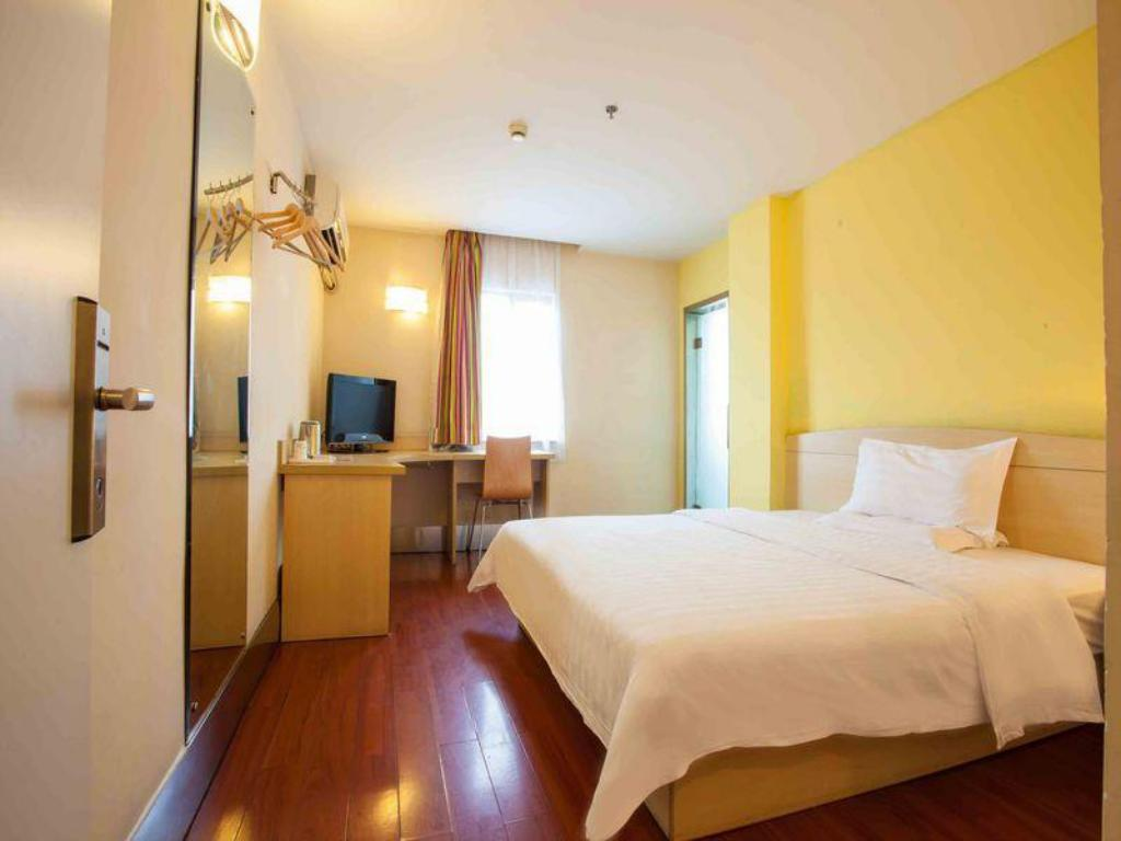 Special Offer - Queen Room - Guestroom 7 Days Inn Huizhou Daya Bay Aotou Branch