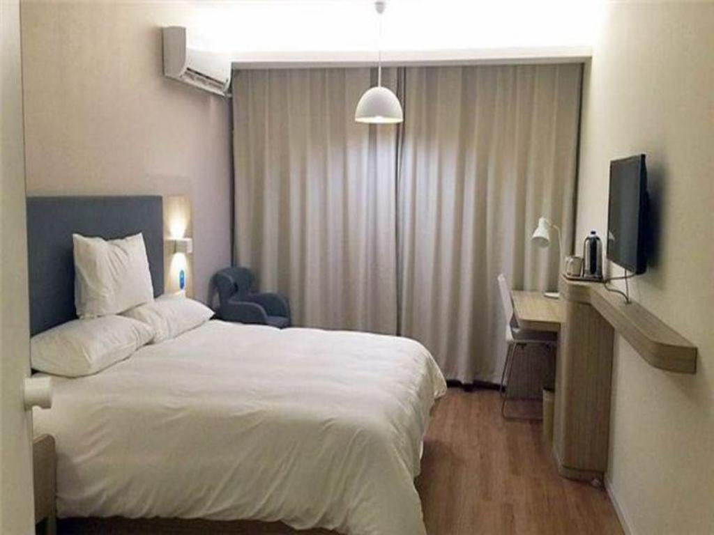Superior Queen - Domestic residents only - Bed Hanting Hotel Wuhan Hankou Railway Station Plaza Branch