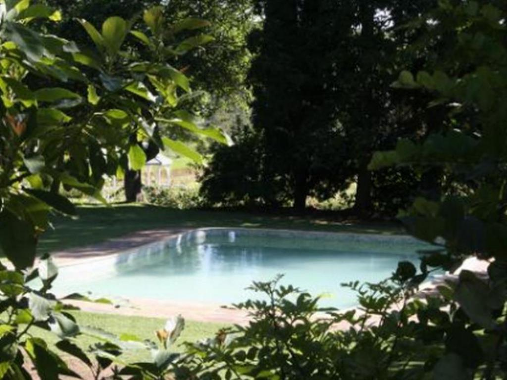 Swimming pool Happy Lands B and B and Self Catering