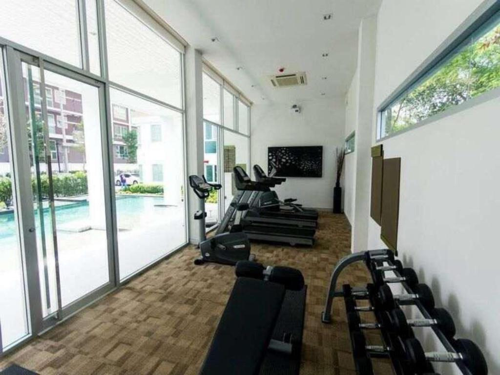 Fitness center Baan Kookieang Huahin by Nares