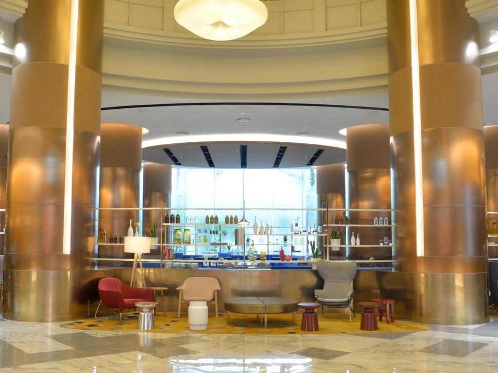Lobby Grand Copthorne Waterfront Hotel