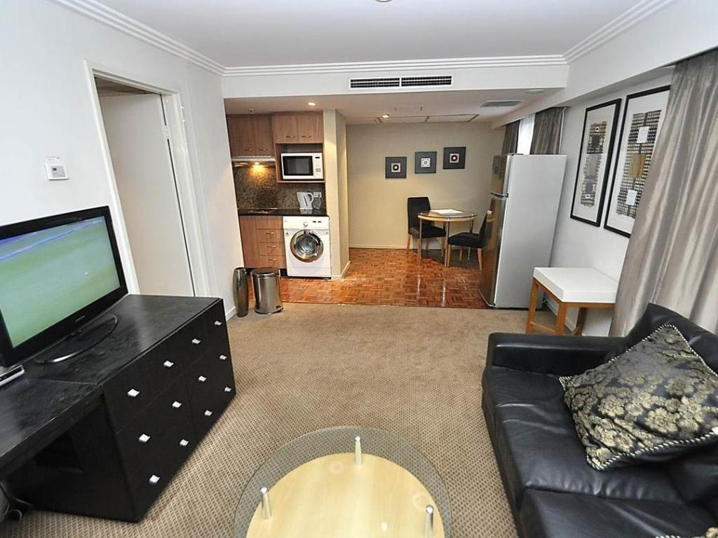 Interior view Sydney CBD Furnished Apartments 625 Harbour Street