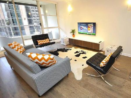Three Bedroom Apartment Sydney CBD Furnished Apartments 41 York Street