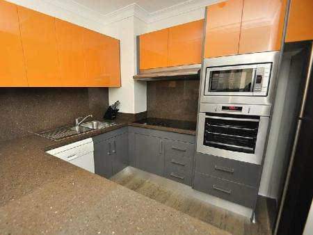 kitchen Sydney CBD Furnished Apartments 41 York Street