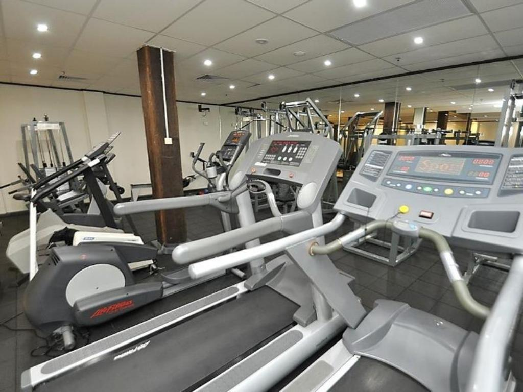 Fitness center Pyrmont Furnished Apartments 306 Pyrmont Street