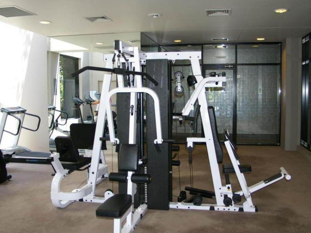 Fitness center Pyrmont Furnished Apartments D401 Point Street