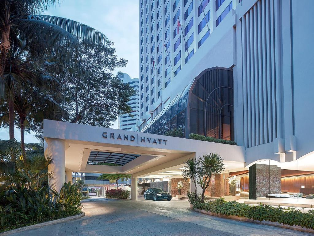 More about Grand Hyatt Singapore
