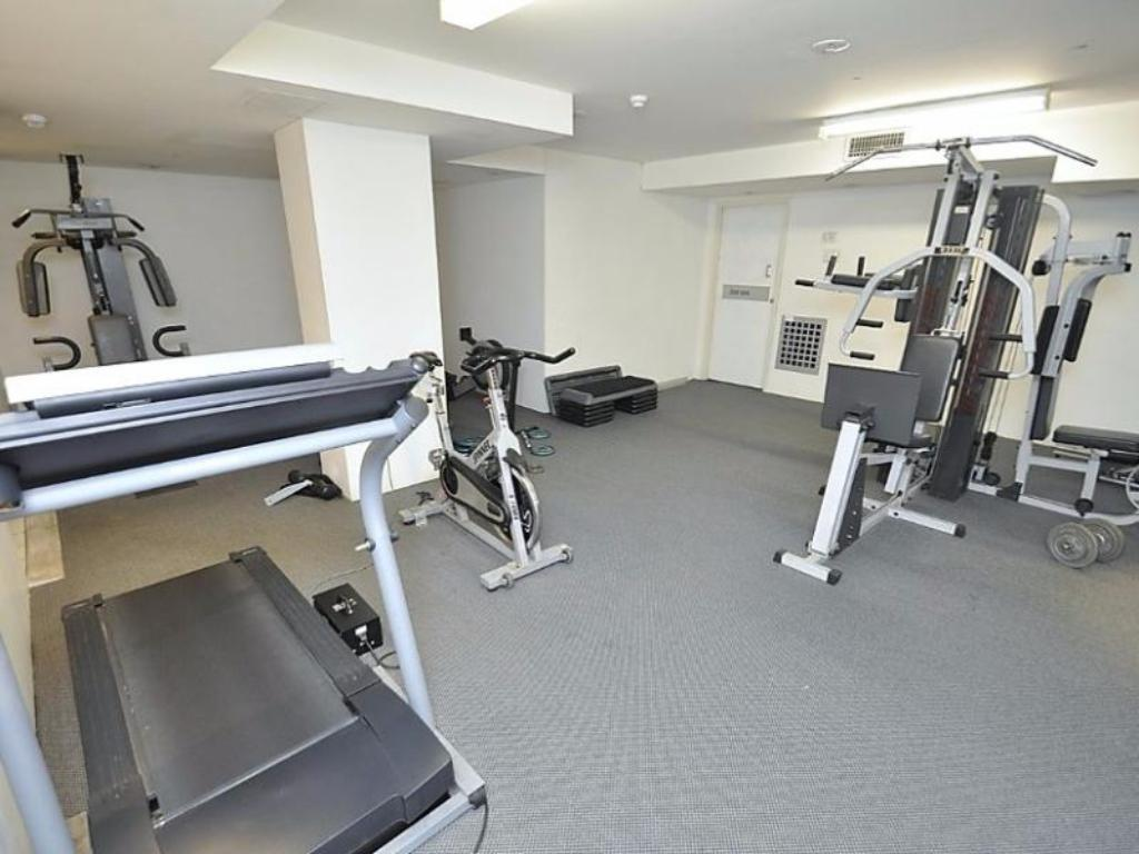 Fitness center Surry Hills Furnished Apartments 411 Poplar Street