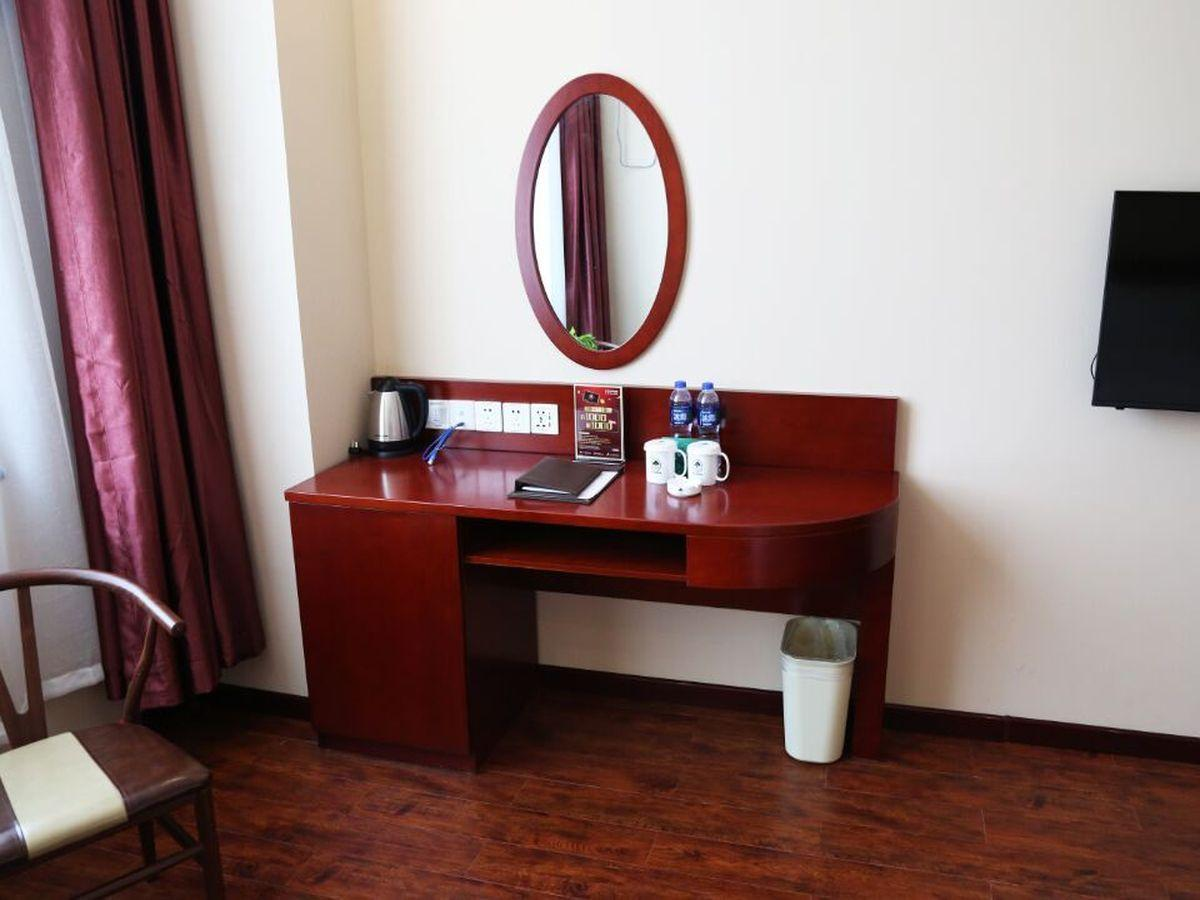 See All 24 Photos GreenTree Inn Hebei Province Langfang City Shengfang Town Furniture  South City South