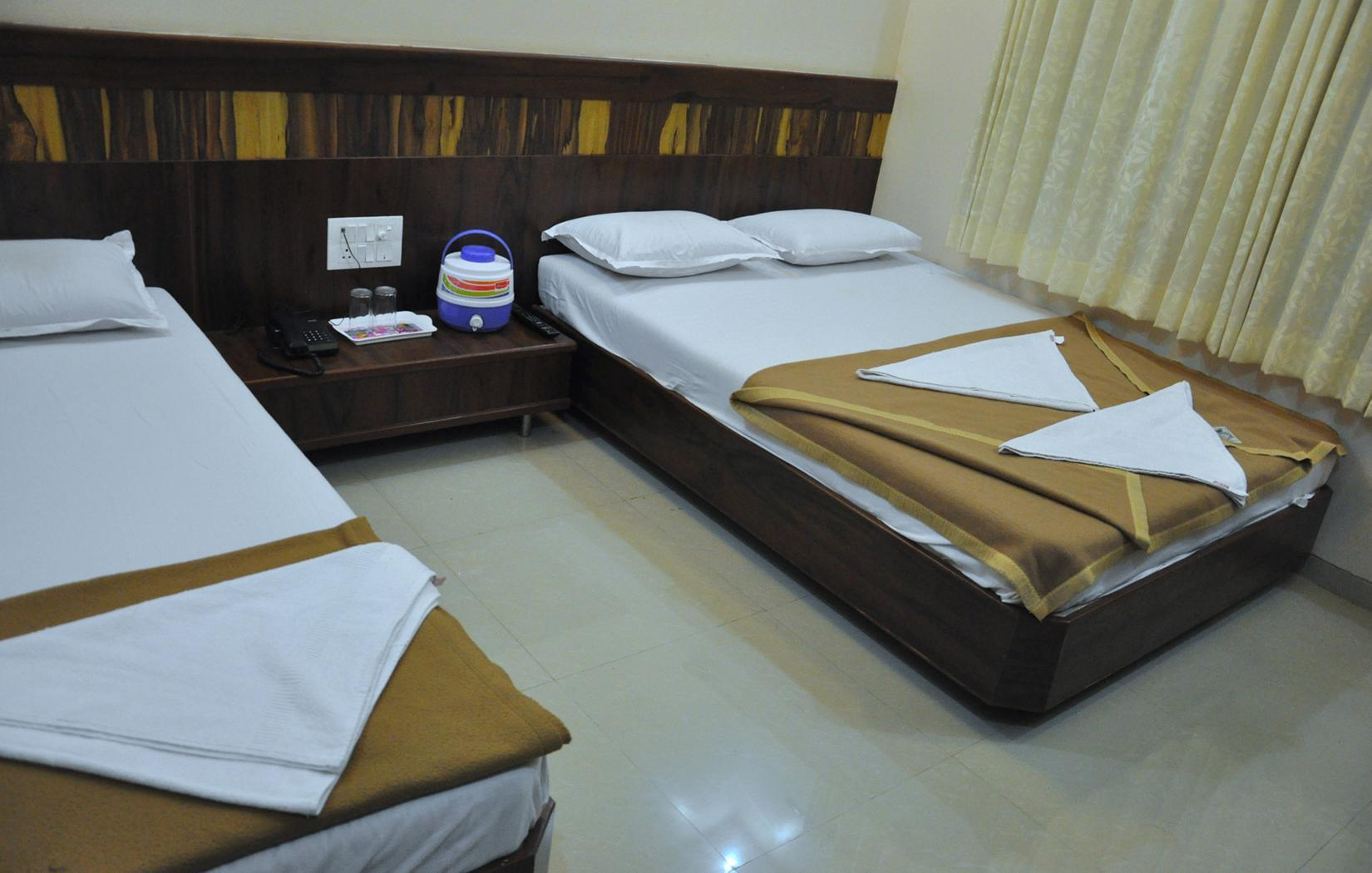 Double Room Non-Air Conditioning