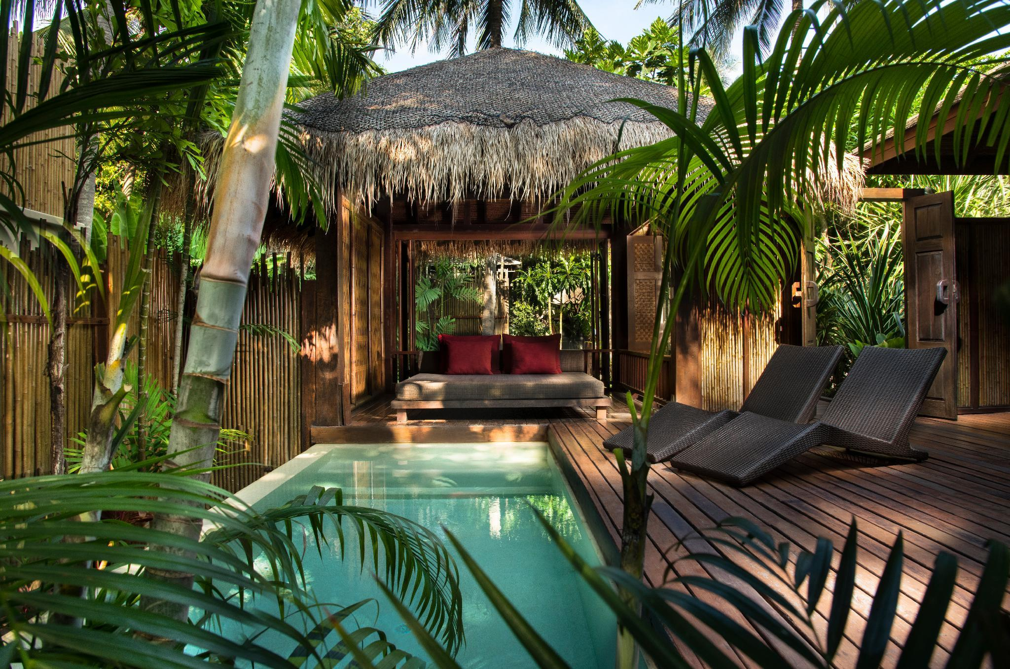 Lagoon Pool Suite