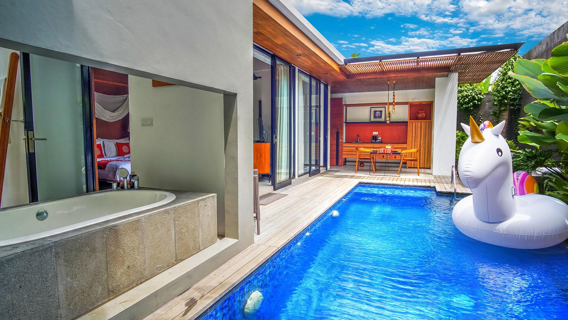 Premium 2 Bedroom Pool Villa