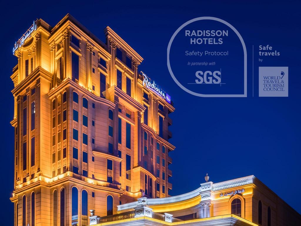 Radisson Blu Hotel Jeddah Plaza In Saudi Arabia Room Deals Photos Reviews