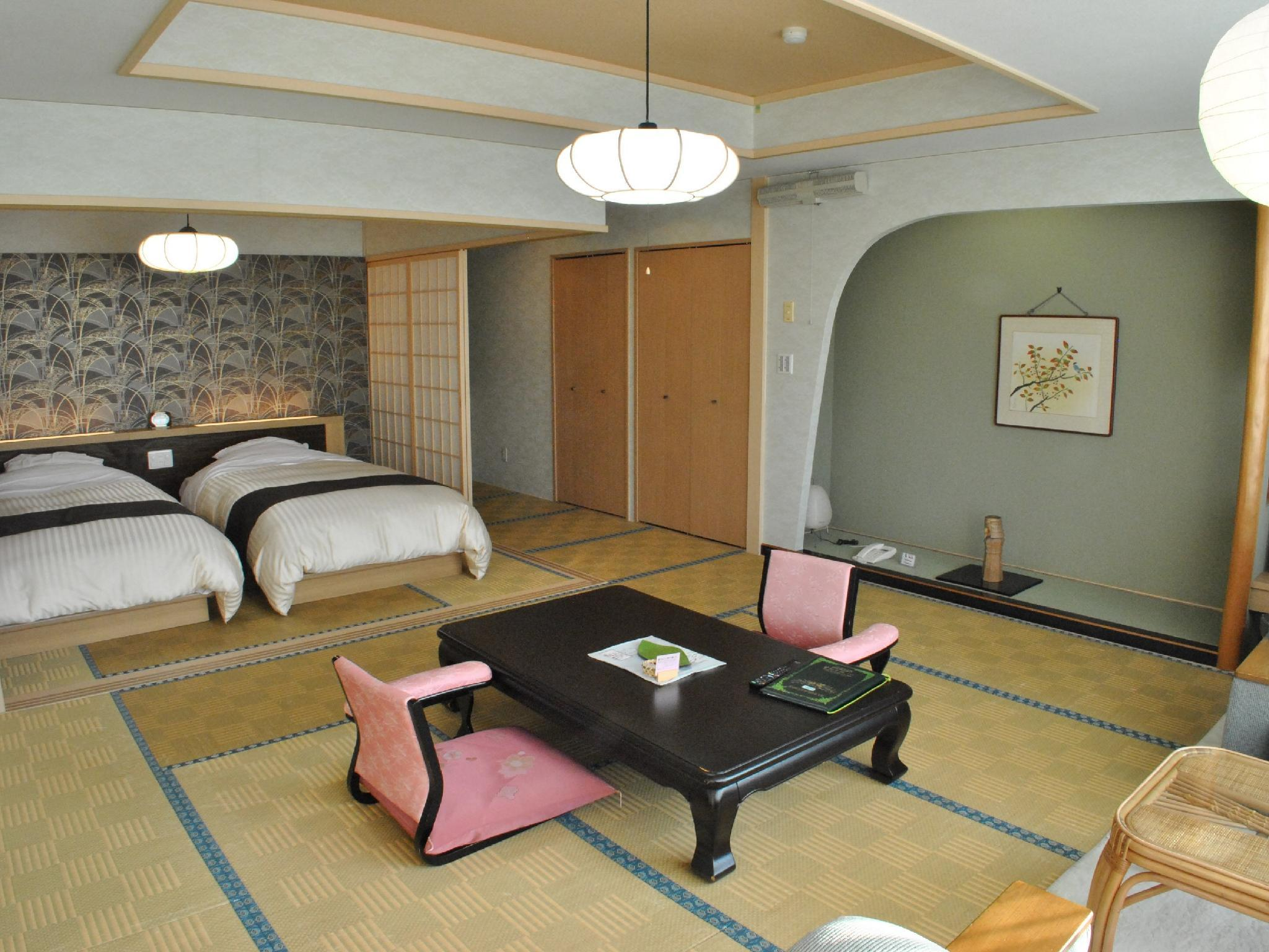 Japanese-style Room *Group guestroom