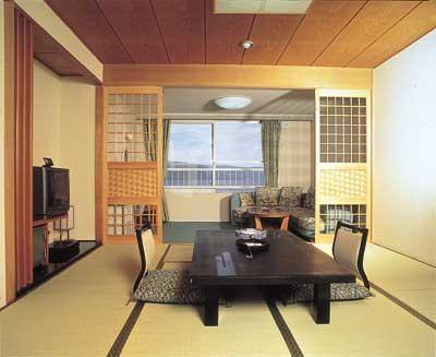 東館 和室 禁煙 湖側  (Japanese-style Room (East Wing))