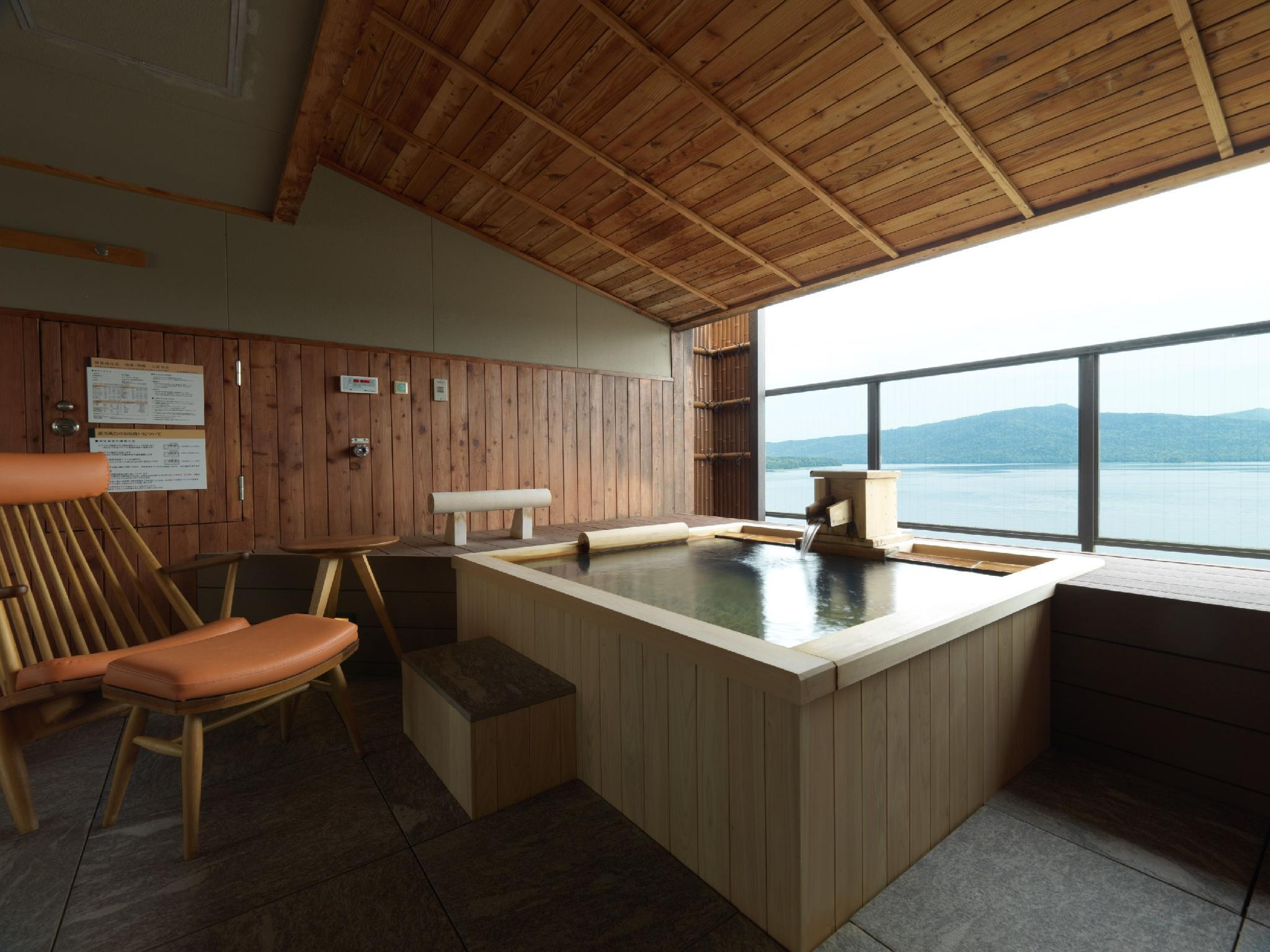 Suite with Open-air Bath (Umi no Za Type)