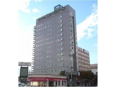 新绿酒店 燕三条 (Hotel New Green Tsubame Sanjo)