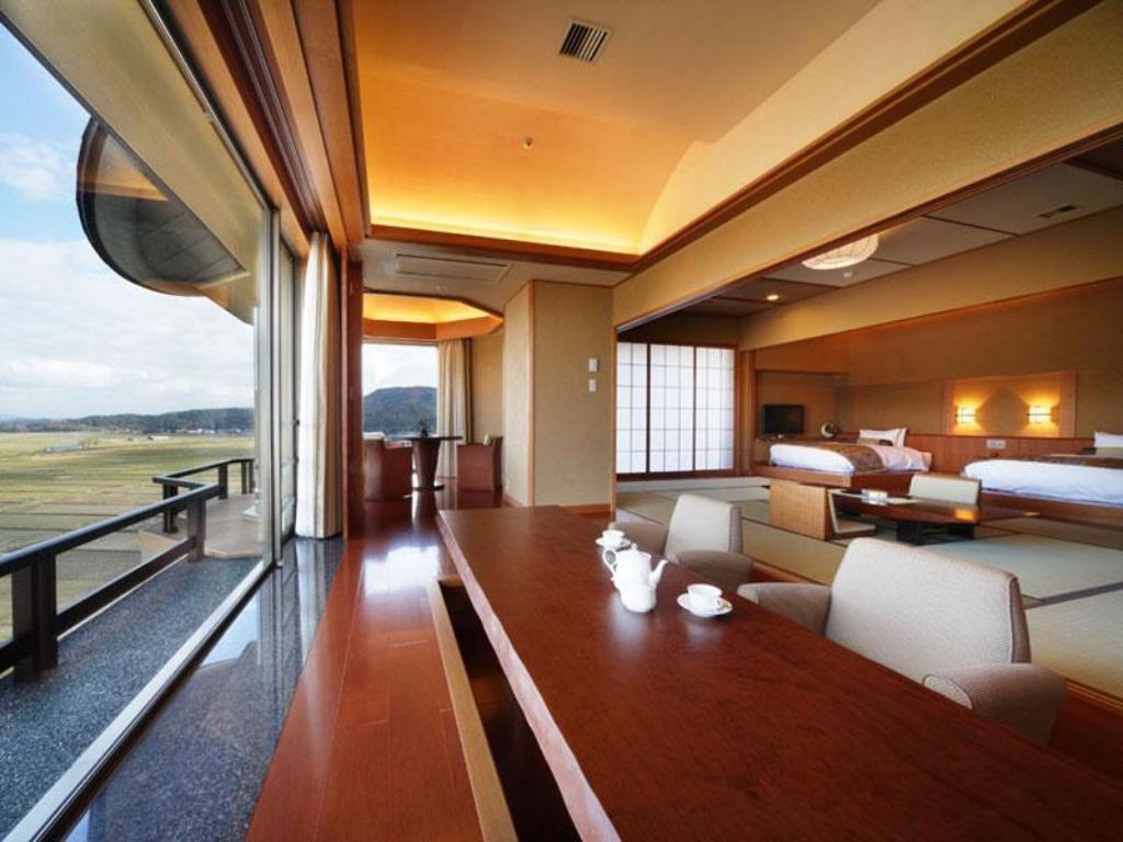Japanese/Western-style Room with Bed(s) - Guestroom Spa Resort Kahou