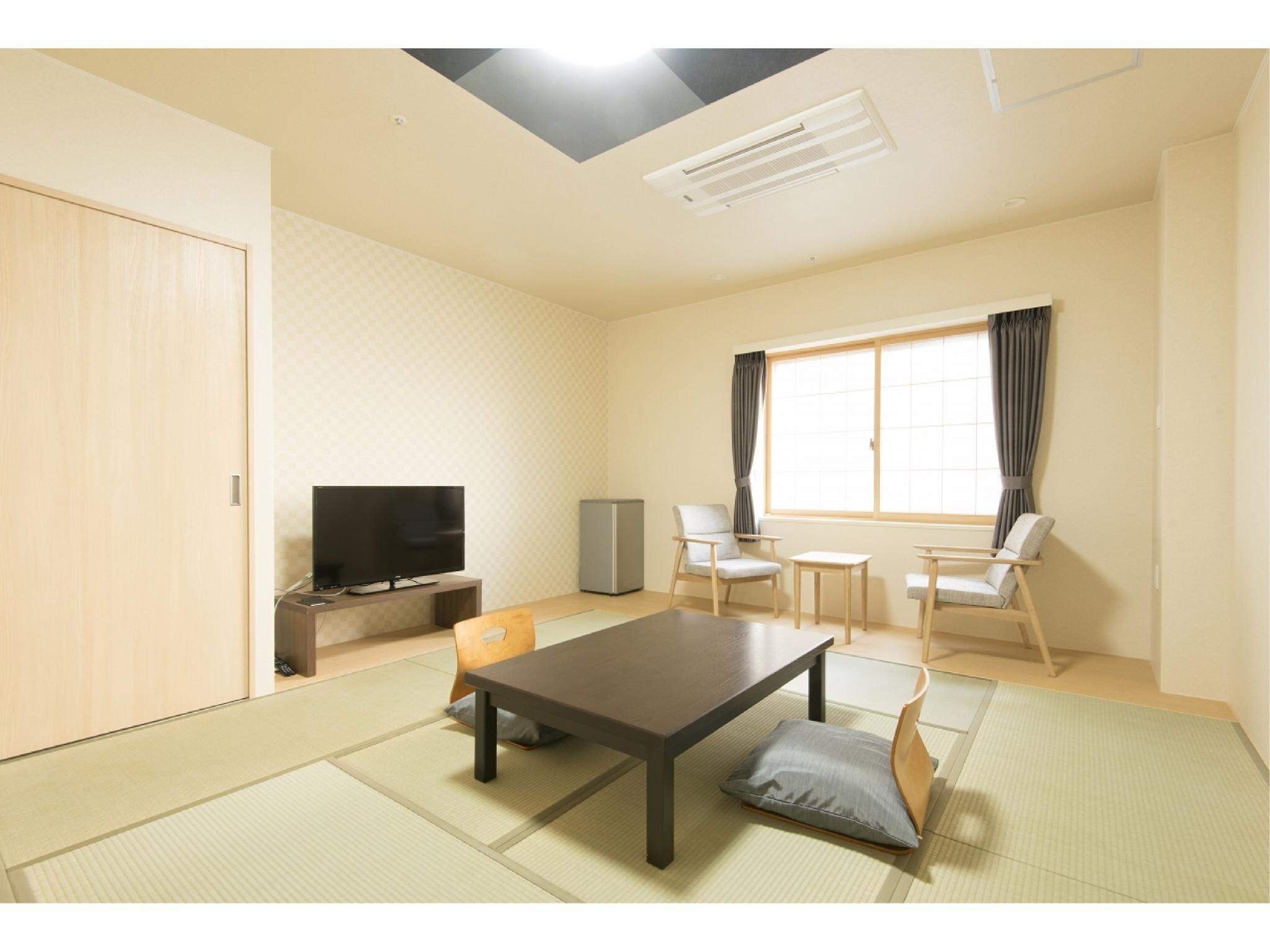 Japanese-style Room (Gaia Type) *Refurbished March 2019, No designated view