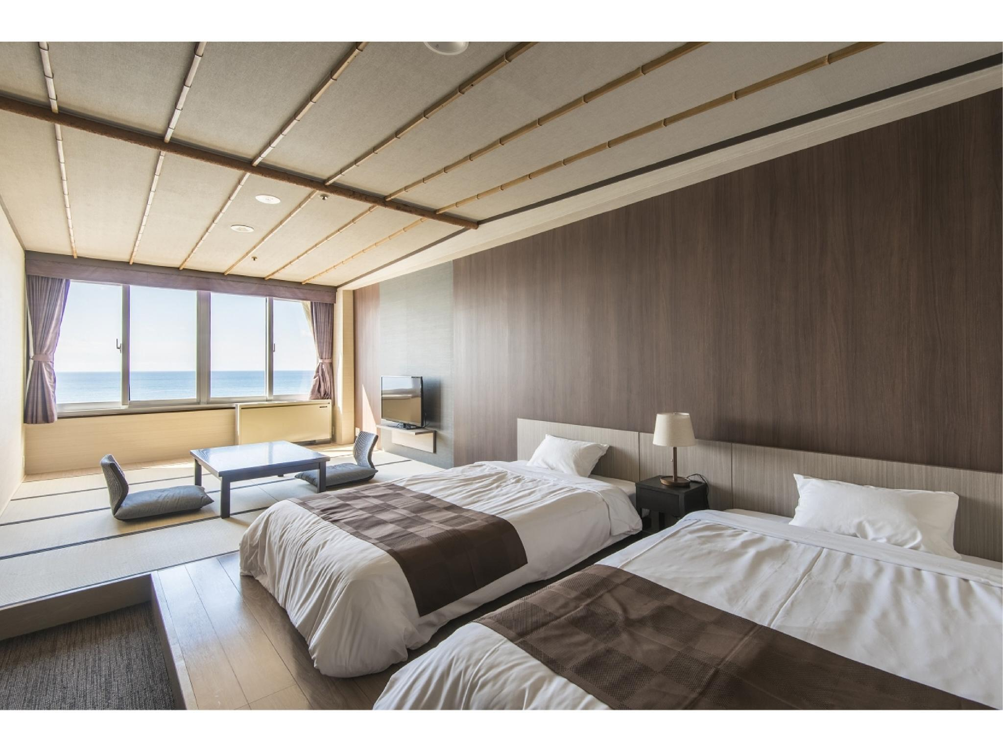 Soleil和洋式房※有淋浴間 (Soleil Japanese/Western-style Room *Refurbished December 2018)