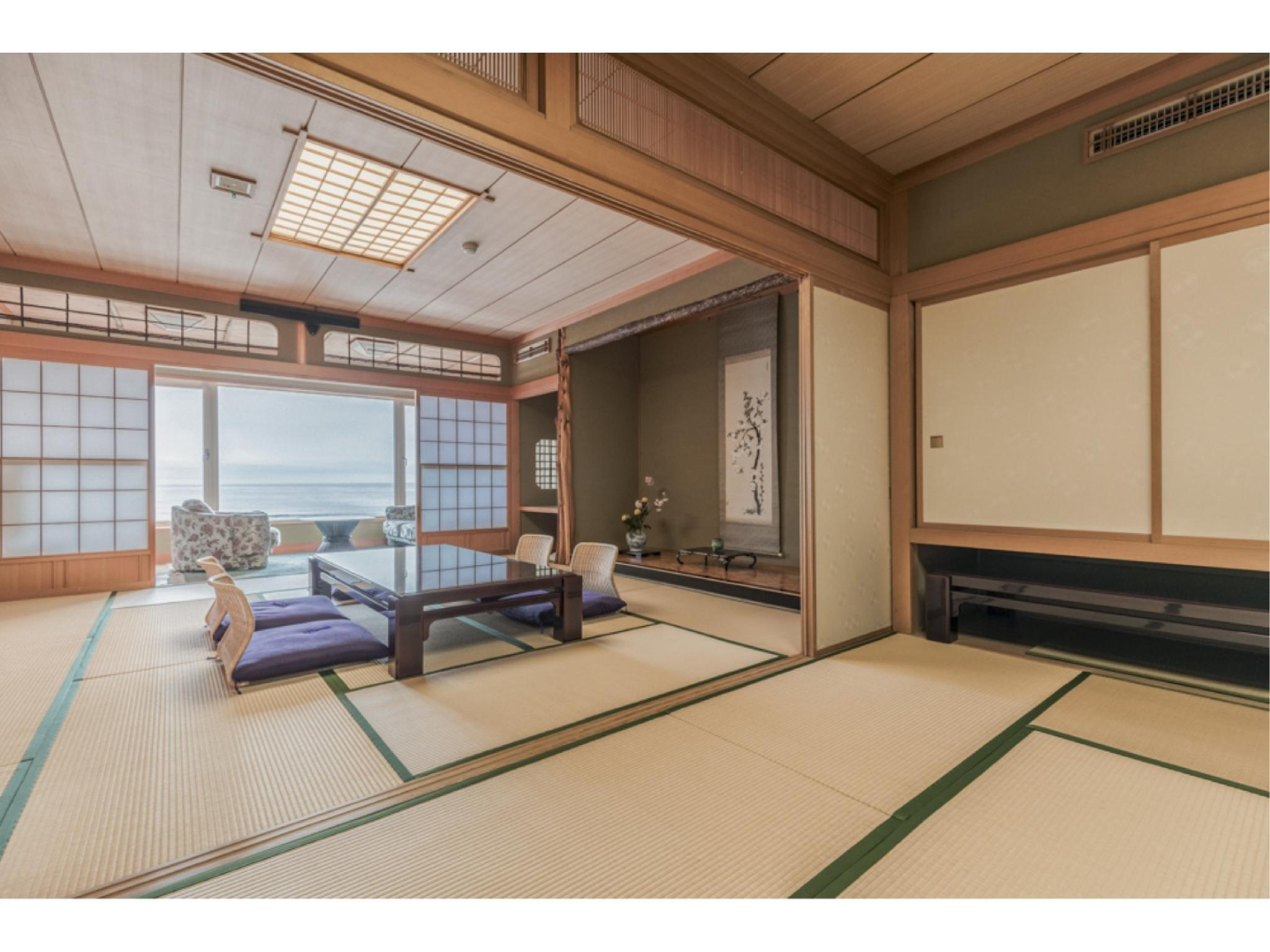 和室|10畳+次の間6畳 (Japanese Style Room Main Building)