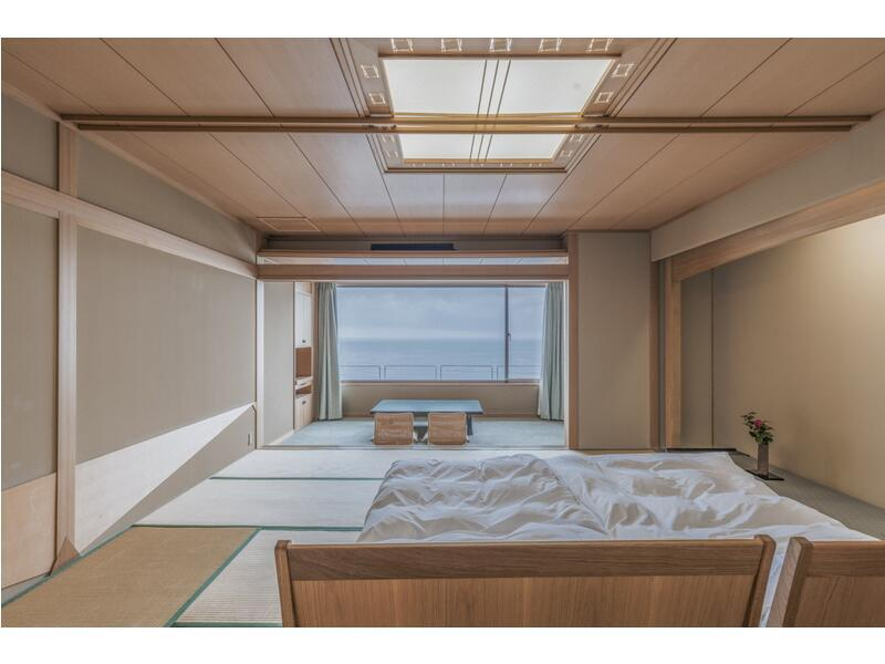 和室ツイン|12.5畳+踏込0.5畳 (Japanese-style Room (2 Beds, New Building))