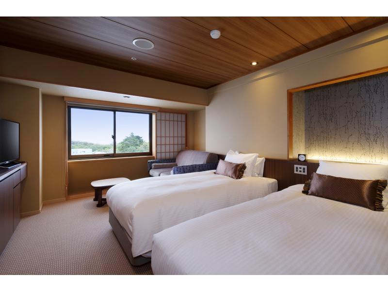 休闲双人双床房B (Casual Twin Room (Type B))