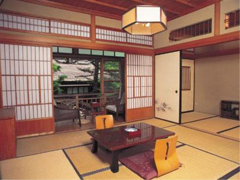 Japanese-style Room (Main Building) *No toilet in room
