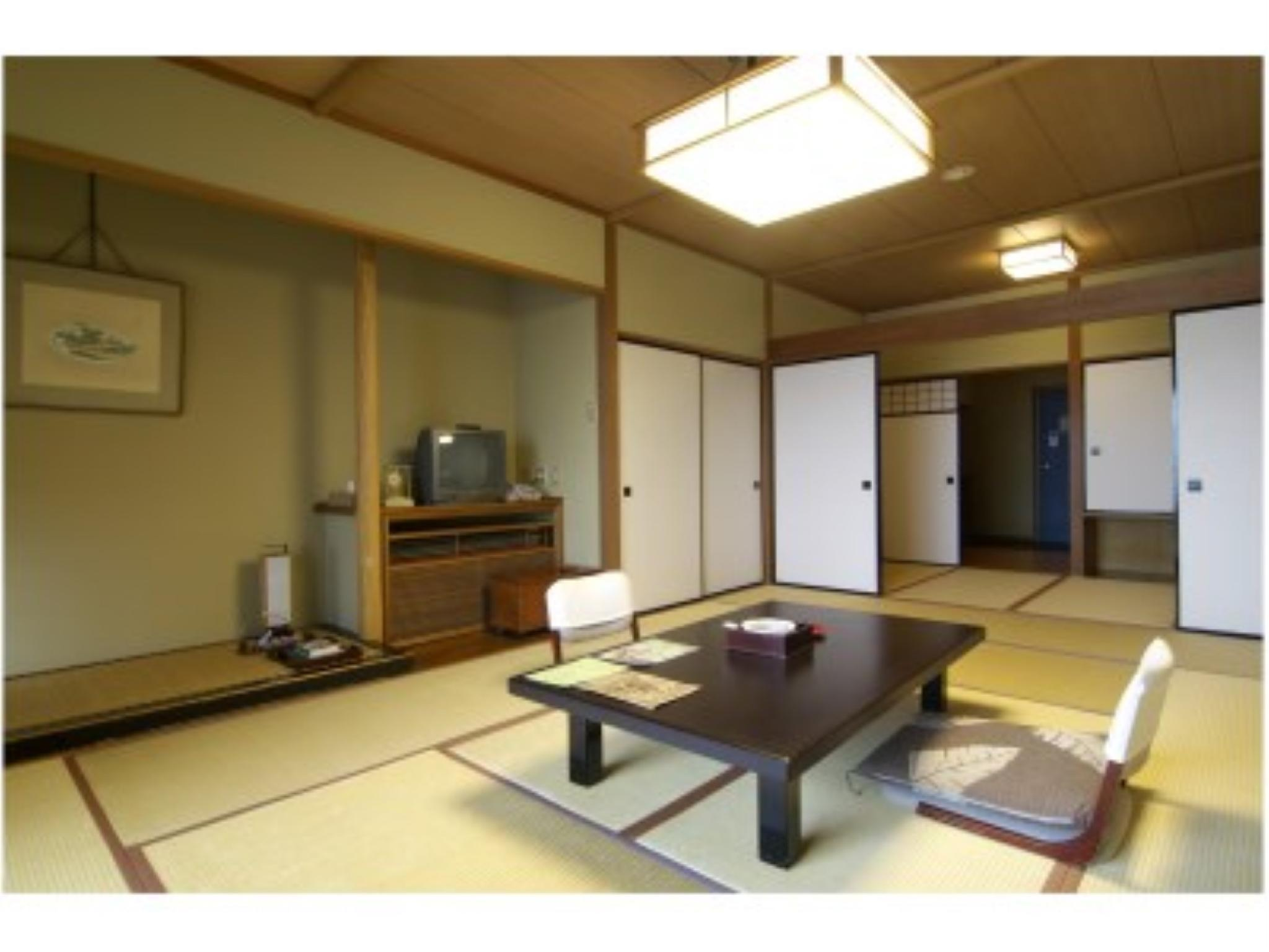 南館 和式房 (South Wing Japanese Style Room)