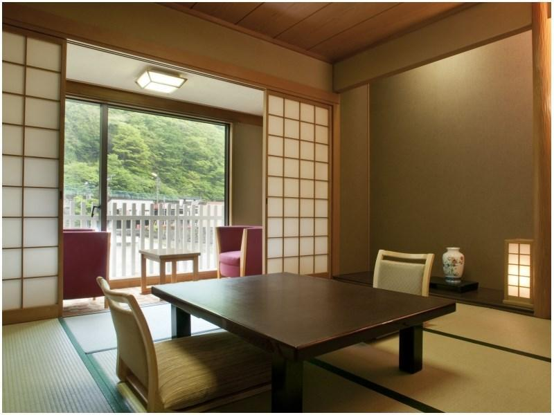Japanese-style Room (Yunomachi-kan Wing)