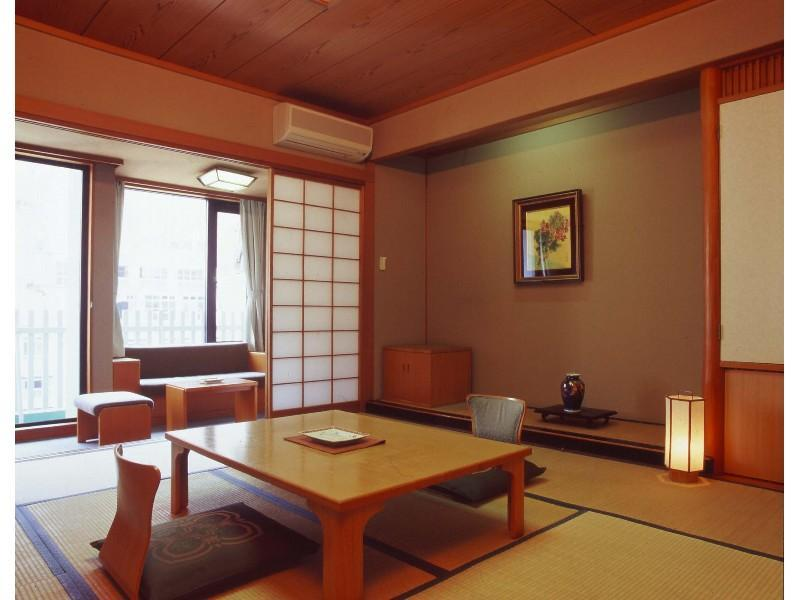 遊樂館 和式房※無法指定景觀 (Japanese-style Room (Yuraku-kan Wing) *No designated view)