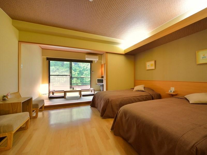 最頂樓 摩登和洋式房 (Modern Japanese/Western-style Room (Top Floor))