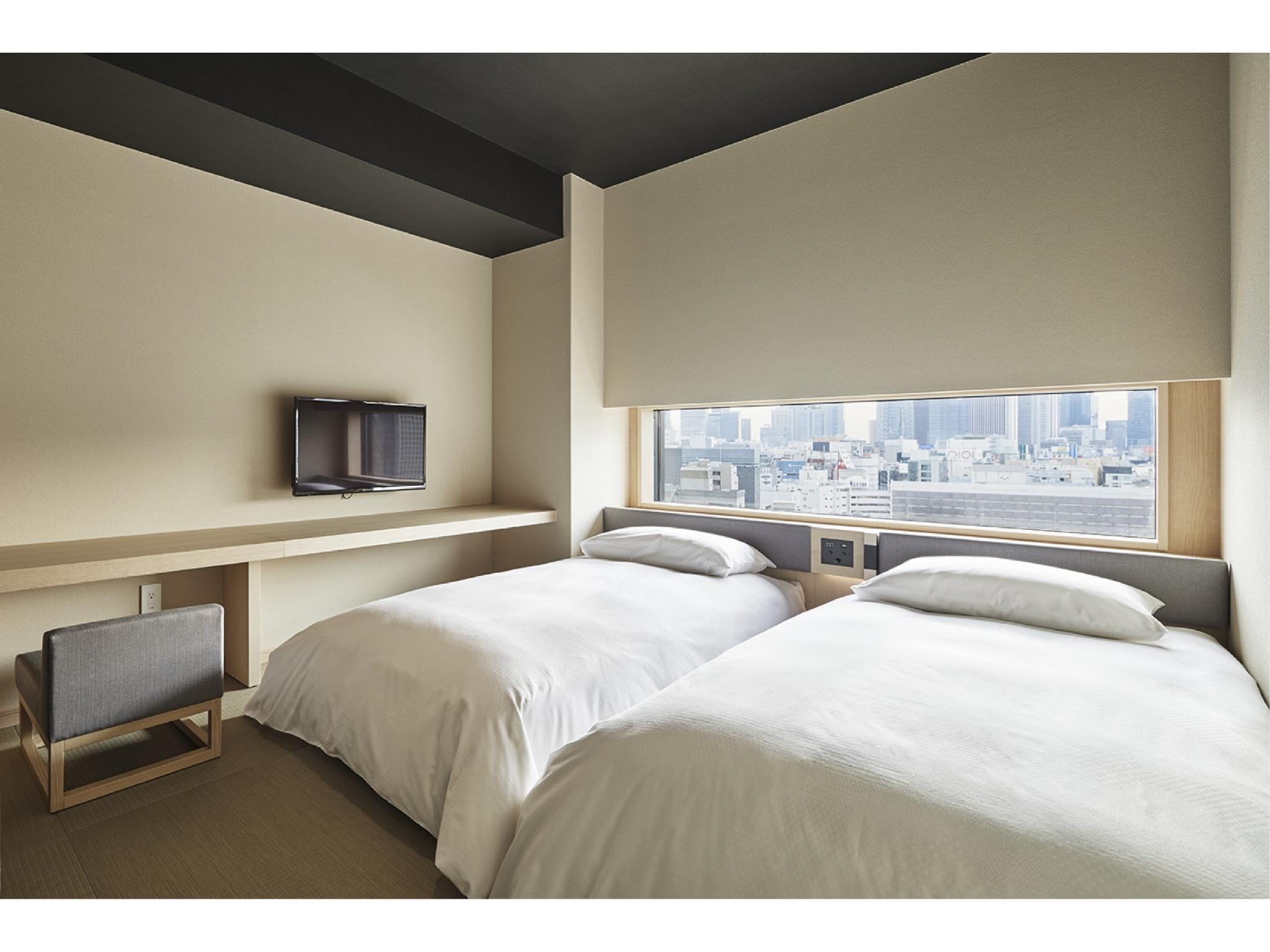 Comfort Twin Room (Upper Floors)