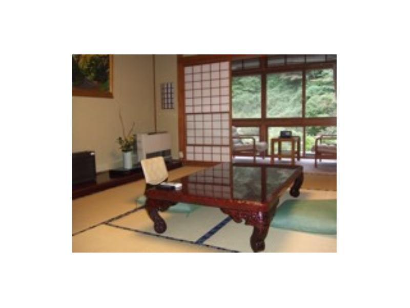 Japanese-style Room with Scenic View Cypress Bath