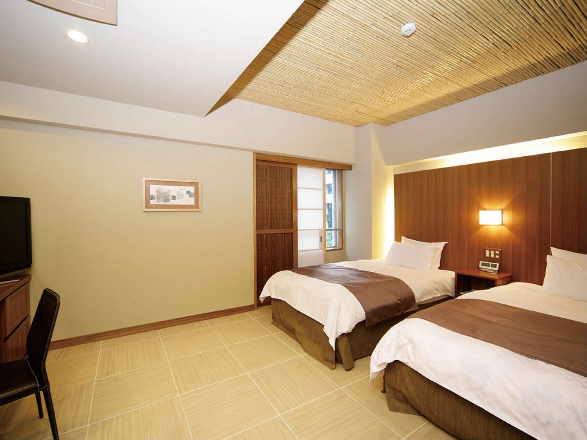 Comfort Twin Room (Kura Type)