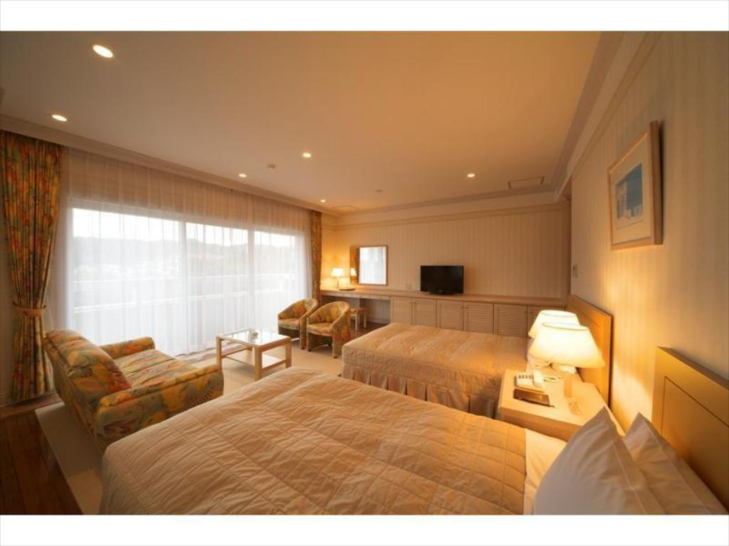 Room - Guestroom Hotel Blueberry Hill Katsuura