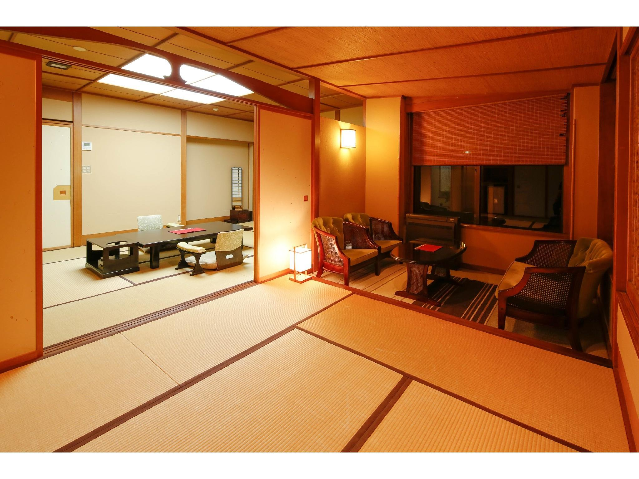 Japanese-style Room with Indoor Bath (Type B)