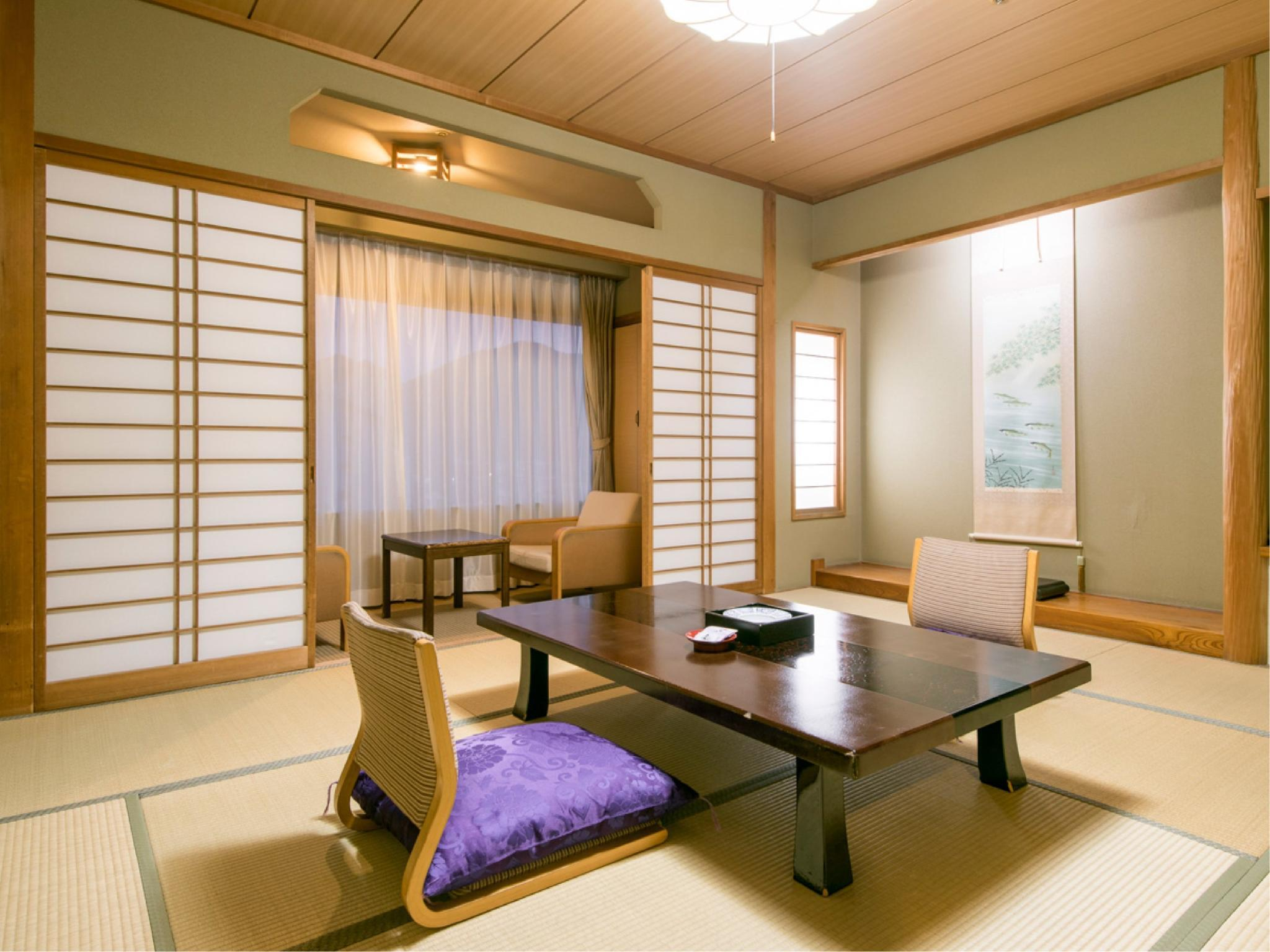 和室|10畳 (Japanese Style Room Main Building)