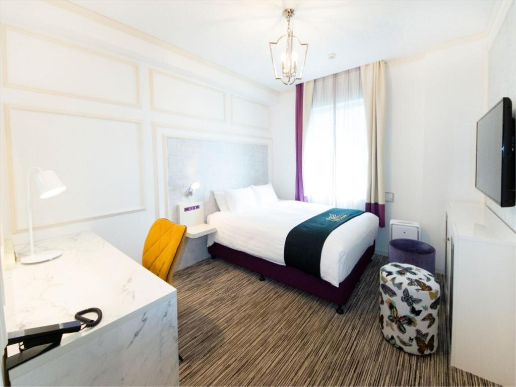 Deluxe Single Room - Guestroom Grand Park Hotel The Luxueux Minami-Kashiwa