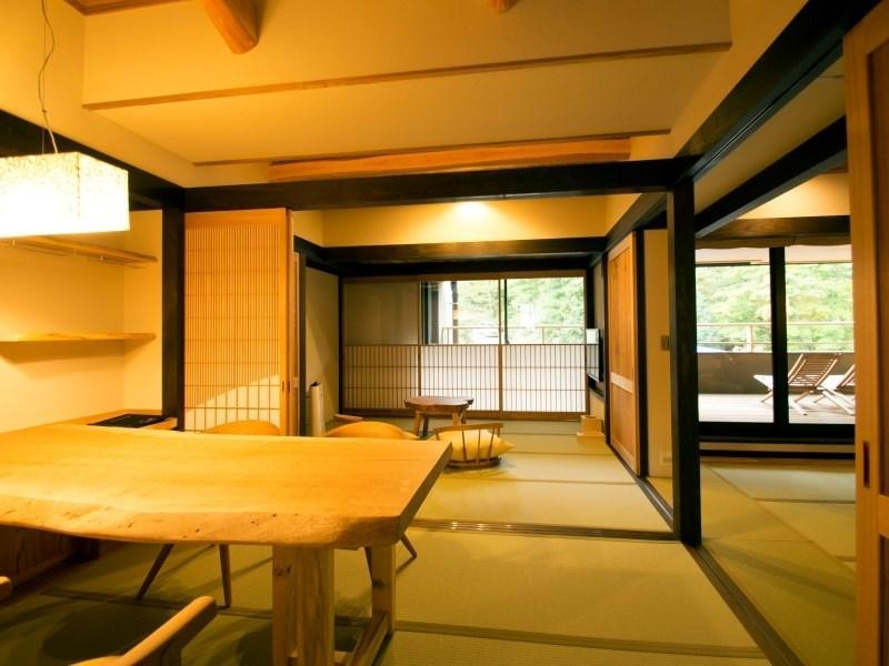 Japanese/Western-style Room (Shunran Type, No. 308)