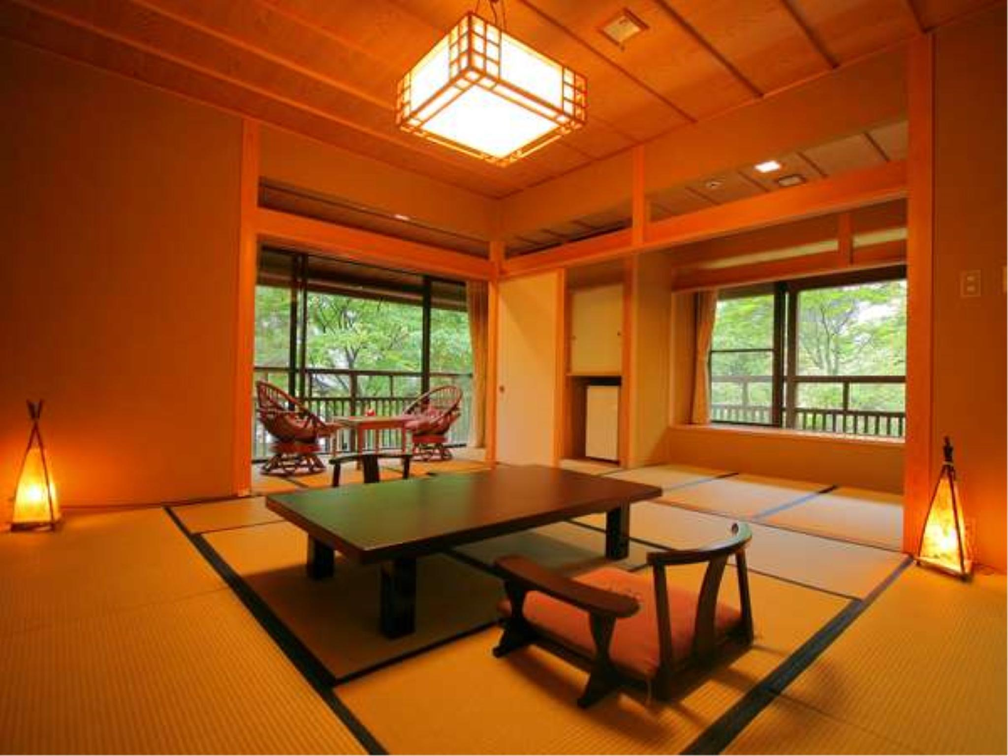離れ 54平米|54平米 (Detached Japanese-style Room)