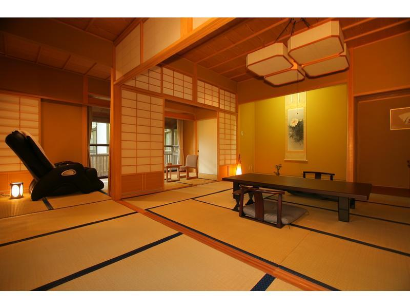 Japanese-style Room with Hot Spring (Type A)