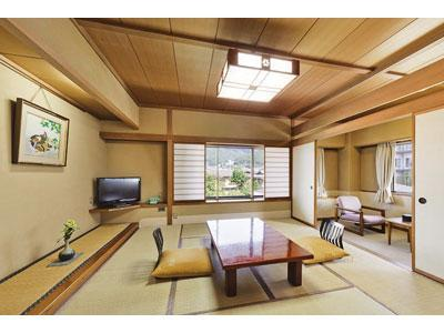 Japanese-style Room (Shirasagitei Wing)