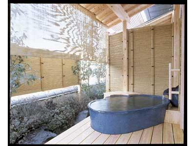 Japanese-style Room with Open-air Bath  (*Non-smoking from 2021/01/22)