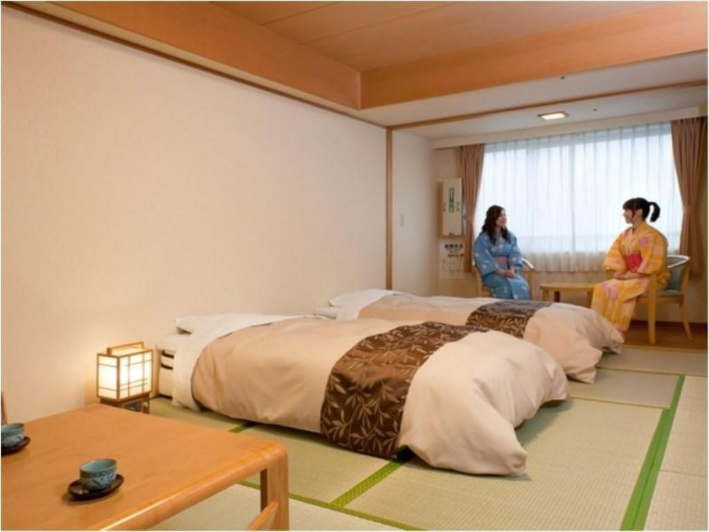 Annex Japanese Style Room - Guestroom Hotel Mori no Kaze Tateyama
